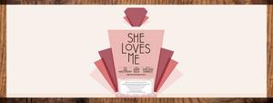 SHE LOVES ME opens 18th of September 2021 at Spira