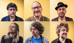 The Hold Steady Announce New Album 'Open Door Policy'