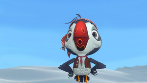 Johnny Depp's New Animated Series PUFFINS Now on Apple TV and Amazon Prime