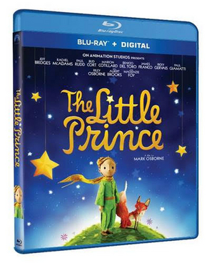 THE LITTLE PRINCE Arrives on Blu-Ray Feb. 9