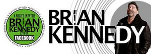 Brian Kennedy Announces Release of Latest Single and Resumes  A NIGHT IN WITH BRIAN KENNEDY