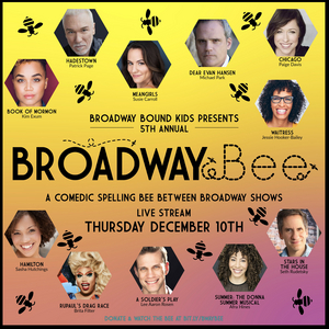 Sasha Hutchings, Seth Rudetsky, Patrick Page and More Join the 5TH ANNUAL BROADWAY BEE... THE VIRTUAL EDITION