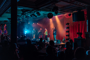 BWW Review: GARAGE PARTY at Wintergarden, Auckland