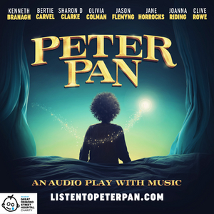 Kenneth Branagh, Bertie Carvel, Olivia Colman, and More Star in Audio Adaptation of PETER PAN