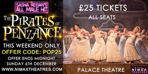 Sasha Regan Makes West End Theatre Accessible for All With £25 Tickets to THE PIRATES OF PENZANCE