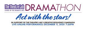 BWW News: The Theatre Lab 10th Annual DRAMATHON will Stream on December 11th