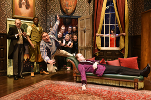 The Belgrade Theatre Announces Plans for Reopening With THE PLAY THAT GOES WRONG, ABBA MANIA and More