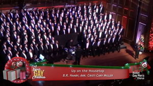 VIDEO: Boston Gay Men's Chorus Releases Performance Dedicated to Everyone Struggling with Isolation