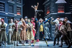 The National Theatre Presents THE NUTCRACKER – ACHRISTMAS CAROL