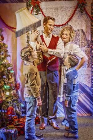 BWW Review: SCERA's A CHRISTMAS STORY is Impressive