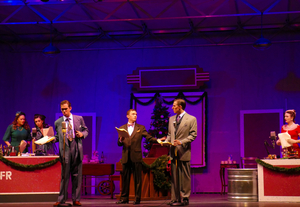 BWW Review: IT'S A WONDERFUL LIFE: A LIVE RADIO PLAY at Florida Repertory Theatre