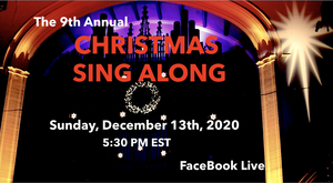 THE 9th ANNUAL CHRISTMAS SING ALONG Moves Online