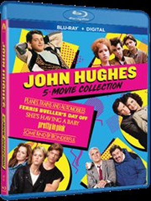 JOHN HUGHES 5-MOVIE COLLECTION Arrives on Blu-ray February 23rd
