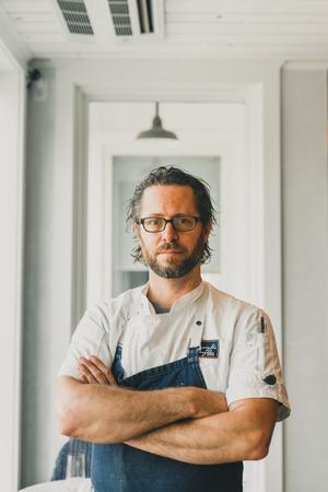 Chef Spotlight: Executive Chef David Standridge of THE SHIPWRIGHT'S DAUGHTER in Mystic CT