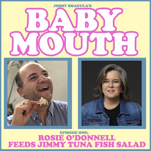 Jimmy Smagula Launches New Podcast, BABY MOUTH