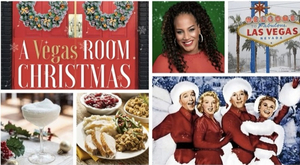BWW Feature: A VEGAS ROOM CHRISTMAS celebrates the holidays at The Vegas Room