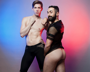 BWW Interview: Chad Sapp & Aaron Libby of MEMBERS ONLY BOYLESQUE