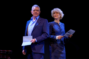 LOVE LETTERS Starring Martin Shaw and Jenny Seagrove Opens at the Theatre Royal Haymarket