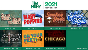 The Muny Announces Dates for 2021 Season, Featuring MARY POPPINS, THE SOUND OF MUSIC, SWEENEY TODD & More