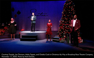 BWW Review: CHRISTMAS MY WAY at Broadway Rose