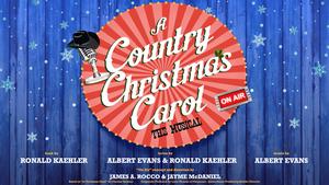 A COUNTRY CHRISTMAS CAROL Premieres Dec. 19 on WBAI 99.5 FM