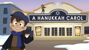 New Musical A HANUKKAH CAROL Debuts First Look and Listen With Michael James Scott, Ben Fankhauser and More