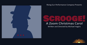 Cast Announced for the World Premiere of SCROOGE! A ZOOM CHRISTMAS CAROL
