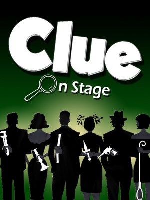 Way Off Broadway Opens 2021 with CLUE: ON STAGE