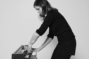 Molly Joyce Shares David Chesworth Remix of 'Who Are You'
