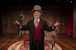 BWW Review: A CHRISTMAS CAROL: AS TOLD BY THE ONE MAN TO WHOM IT MATTERS at North Coast Repertory Theatre