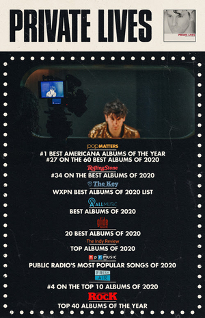 Low Cut Connie's 'Private Lives' Receives Year-End Acclaim