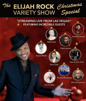 BWW Feature: Celebrate with ELIJAH ROCK VARIETY SHOW CHRISTMAS SPECIAL Streaming Online from the Renkus-Heinz Theatre At Notoriety