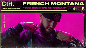 French Montana and VEVO Release Performance Video for 'YOU DESERVE AN OSCAR'