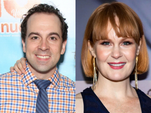 Paper Mill Playhouse Streams SING IN A NEW YEAR! Beginning Tonight; Featuring Rob McClure, Kate Baldwin, and More!