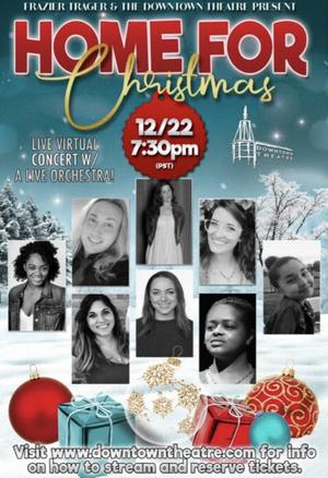 Missouri Street Theatre Presents HOME FOR CHRISTMAS Livestream