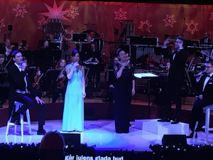CHRISTMAS CONCERT Streams Free at Konserthuset