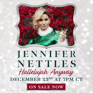 BWW Interview: Jennifer Nettles Talks HALLELUJAH ANYWAY Holiday Special, GO-BIG SHOW, a Possible Broadway Return & More