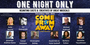 BWW Review: ONE NIGHT ONLY PRESENTS... COME FROM AWAY