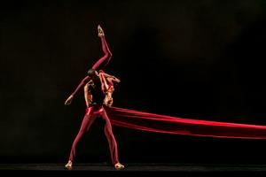 DALLAS BLACK DANCE THEATRE DBDT: ENCORE! Makes Dallas Landscape its Stage