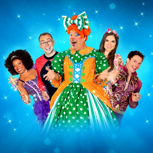 DAMIAN'S POP-UP PANTO With Gemma Sutton, Lucas Rush & Deborah Tracey to be Available on Demand