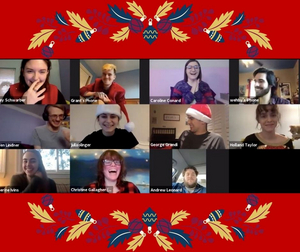 BWW Blog: Honoring a Holiday Tradition on Zoom