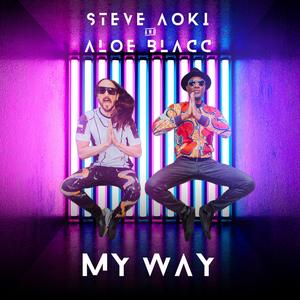Steve Aoki & Aloe Blacc Unite on Uplifting Collaboration 'My Way'