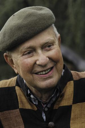 Jack Lenor Larsen Founder of LongHouse Reserve & Larsen Fabrics Has Passed Away