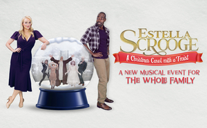 Original Streaming Musical ESTELLA SCROOGE: A CHRISTMAS CAROL WITH A TWIST Benefits More Than 50 US Theatres