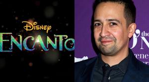 Lin-Manuel Miranda Shares Details About Disney Film ENCANTO