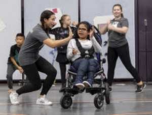 Segerstrom Center Receives BofA IMAGINE THAT! Grant for Studio D: Arts School for All Abilities