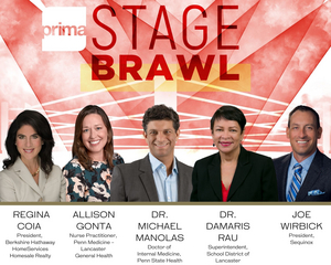 Prima Theatre Presents First Ever STAGE BRAWL