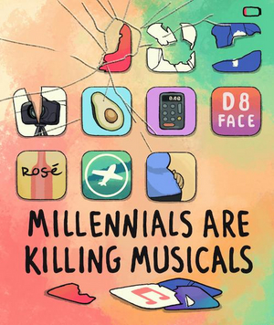 Asmeret Ghebremichael, Diana Huey & More to Star in Online Industry Reading of MILLENNIALS ARE KILLING MUSICALS