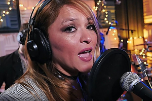Evelyn Rubio Completes Fourth Studio Duet In 2020
