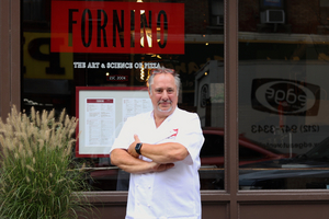 Chef Spotlight: Michael Ayoub of FORNINO in Greenpoint